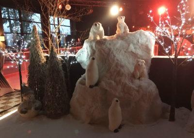 Winter_Theme_Decoration_Luxury_Animaux