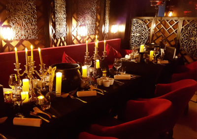 Event_Halloween_Decoration_Table