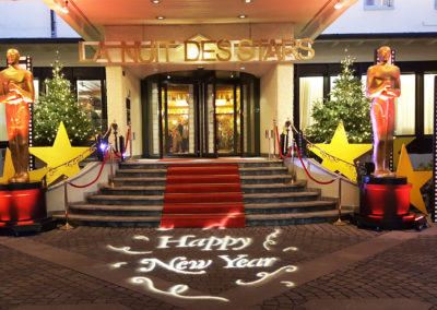 Nouvel An 2019              Gstaad Palace