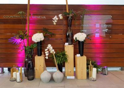 Inauguration Country Club Geneva