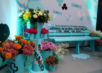 Soirée Tiffany & Co. Paper Flowers