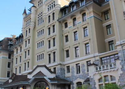 Inauguration Hôtel Royal Savoy