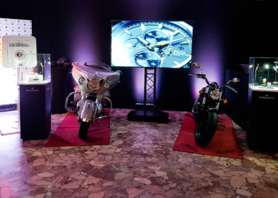 SIHH Baume & Mercier Indian Motorcycle