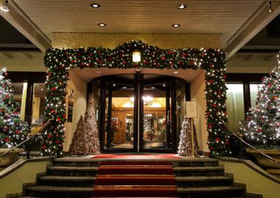 Noël au Gstaad Palace